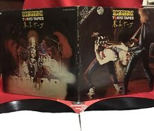 Scorpions ‎– Tokyo Tapes – Vinyl, 2 Lp, Gat, RE 1982 - Excellent - Italy press