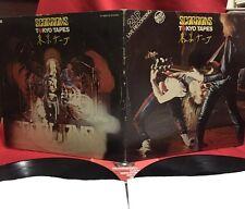 Scorpions – Tokyo Tapes – Vinyl, 2 Lp, Gat, RE 1982 - Excellent - Italy press