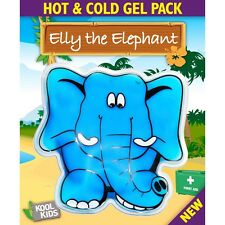 NEW Kool pak Elly the Elephant and woopsadaisy  Reusable Hot and Cold twin Pack