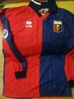 Maglia calcio Genoa Cricket and Football Club  Vintage shirt maillot
