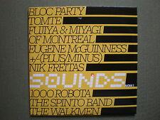 MUSIKEXPRESS CD 142 SOUNDS NOW! Tomte Bloc Party