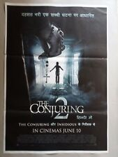 THE CONJURING 2 ORIGINAL US MOVIE POSTER /  SIZE- 27X 37 INCH / 2016