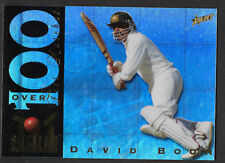SELECT ACB CRICKET Retail 1998/99 DAVID BOON RECORD BREAKER Trading Card RB2