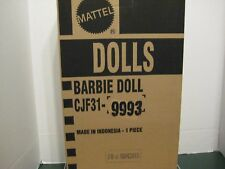 Barbie Exclusive Fantasy Glamour Wizard of OZ Glinda Doll SEALED Shipper CJF31