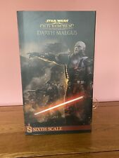 More details for sideshow collectibles star wars old republic darth malgus 1:6 figure