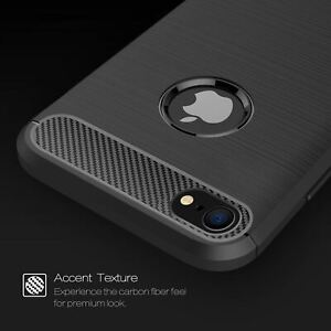 For Apple iPhone XR Xs Max X 8 7 Plus 6 5 Se 2020 Case Cover Rubber Flexible