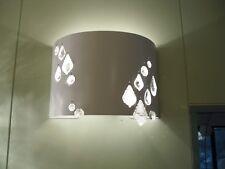 Applique MISS BRILLA KARMAN AP626B, Lampada in METALLO con CRISTALLI 1X52W E27