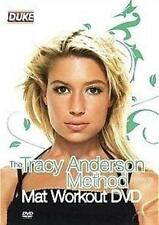 TRACY ANDERSON METHOD, THE: Mat Workout DVD NEW