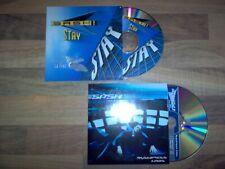 Lot de 2 CD Single / Sash feat. Tina Cousins & La Trec - Mysterious Times & Stay