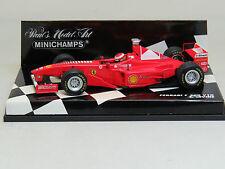 Ferrari F 300 V10 E. Irvine 1/43 Minichamps 430980004