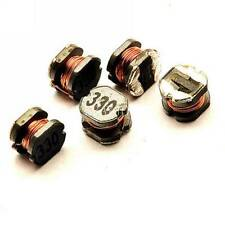 10PCS CD43 33uH 330 SMD Power Inductors Diameter:4mm high:3mm