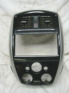 15 16 17 18 19 Nissan Versa Climate Control Radio Stereo Trim Bezel Panel Dash