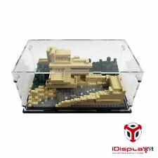 Acryl Vitrine für Lego 21005 Fallingwater - Neu