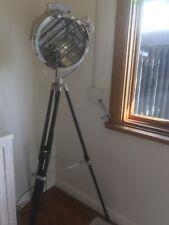 Nautical tripod  floor lamp - large
