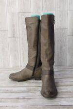 Rieker Remonte R3358 Elaine 58 Riding Boot, Women - Size EUR 37 (US 6.5), Brown