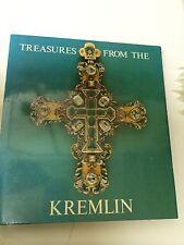 BOOK: TREASURES FROM THE KREMLIN