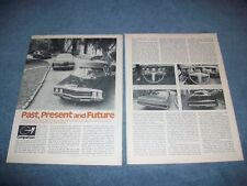1971 Oldsmobile 98 vs. Mercury Marquis Vs. Buick Electra 225 Road Test Article