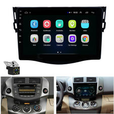 9 inch Android 8.1 Car Radio Head Unit w/ Rear Camera For 2007-2013 Toyota RAV4