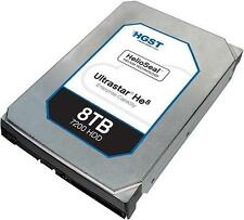 "NEW HGST HUH728080ALE600 8TB 7200 RPM 128MB Cache SATA 6.0Gb/s 3.5"" HDD"