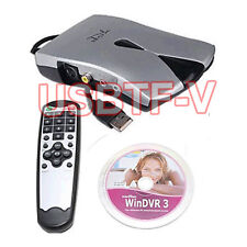 USB Video Frame Capture + Analog NTSC Cable TV Tuner - Win Vista XP 2000