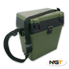 SHOOTING HUNTING GUN AMMO AMMUNITION TOOL BOX RIFLE RANGE AIRSOFT GUN CASE SEAT