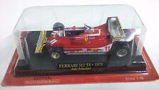 FERRARI 312 T4 1979 J. SCHECKTER F1 FORMULE 1 N°11 ech 1/43 ALTAYA