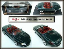 MAISTO 1:18  MUSTANG MACH III  ( SPECIAL EDITION ) ( MPN: 31815 )