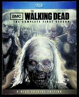 EBOND The Walking Dead: The Complete First Season Special Edition BLURAY D279006