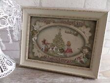 Christmas Vintage/Retro Wall Hangings