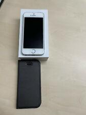 Apple Iphone SE, 128GB, Silber, Sim Card und Branding free
