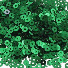 100g//Pack 3cm Runde Pailletten für künstlerisches Heimwerken Pailletten