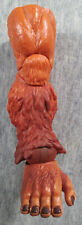 Marvel's Sasquatch Right Leg - LOOSE BAF Piece - Marvel Legends series