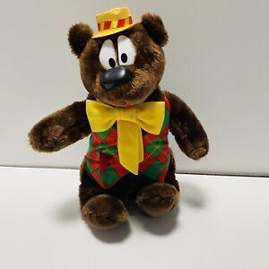 Humphrey B Bear Plush Soft Toy With Hat 2003 Banksia Productions C.A. Australia
