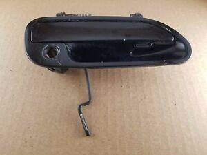 89-94 Nissan 240sx S13 Right Passenger Door Handle Black