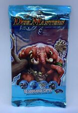 DM-01 Duel Masters Trading Card Game 10 Card Booster Pack Sealed Unopened