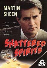 Shattered Spirits: Martin Sheen, Melinda Dillon, Lukas Haas. (DVD) NEW!