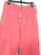 NWT Chico's Terracotta STORM FELIX Casual Pants 2 (12)  $68
