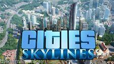 CITIES: SKYLINES [PC/Mac/Linux/SteamOS] STEAM key