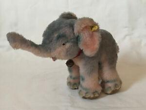 Steiff Vintage Elephant
