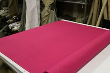 MAGENTA HOT PINK POLY / COTTON DUCK FABRIC HOME DECOR UPHOLSTERY 7 OZ 60