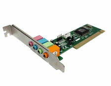 Enter PCI Sound Card 4 Channel Sound Card For Computer PC