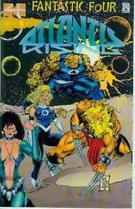 Fantastic Four: Atlantis Rising # 2 (of 2)  (USA, 1995)