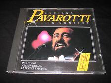 Luciano Pavarotti in Concert Volume 1 CD Live (6 TRACK) SUCCESS 1992 CAT 22611CD