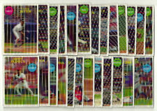 2011 Topps Lineage 3D Set - 25 Cards