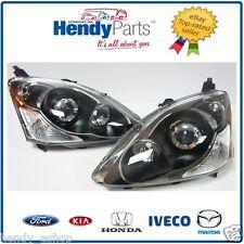 Genuine Honda Civic Type R EP3 Civic Facelift Pair Head Lights LHD CTR