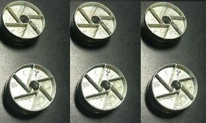 6x Ikea Eccentric Case Cam-Lock Nut Large 35mm Diameter Part # 114670