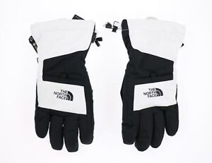 The North Face 257955 Youth Montana Etip™ GORE-TEX Gloves Black/White Size M