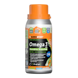 Named Sport Omega 3 Double Plus ++ 60 cps Certificato Ifos 5 Stelle