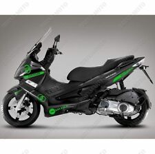 SET 12 ADESIVI CARENA GRAFICA STICKERS GILERA NEXUS 125 250 300 500 VERDE
