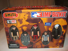 Limp Bizkit - Concert figures Playset - Smiti 2001 - Limited Edition.